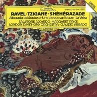 Claudio Abbado (Клаудио Аббадо): Ravel: Tzigane; Sheherazade