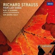 Sir Georg Solti (Георг Шолти): Strauss: Four Last Songs