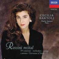 Cecilia Bartoli (Чечилия Бартоли): Rossini: Songs