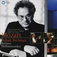 Itzhak Perlman (Ицхак Перлман): Violin Concerto No. 3, Symphony No.41 'Jupiter' - Perlman, BPO