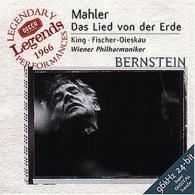 Leonard Bernstein (Леонард Бернстайн): Mahler: Das Lied von der Erde