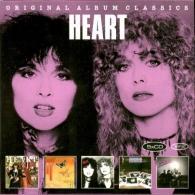 Heart (Хеарт): Original Album Classics