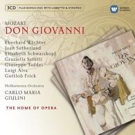 Carlo Maria Giulini (Карло Мария Джулини): Don Giovanni