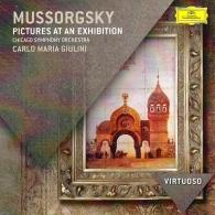 Carlo Maria Giulini (Карло Мария Джулини): Mussorgsky: Pictures At An Exhibition