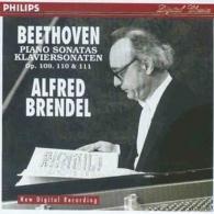 Alfred Brendel (Альфред Брендель): Beethoven: Piano Sonatas No.30 Op.109, No.31 Op.11