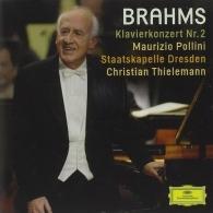 Maurizio Pollini (Маурицио Поллини): Brahms Piano Concerto 2