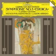 """Claudio Abbado (Клаудио Аббадо): Beethoven: Symphony No.3 """"Eroica"""""""