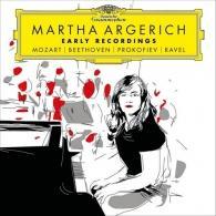 Martha Argerich (Марта Аргерих): Early Recordings