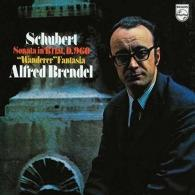 Alfred Brendel (Альфред Брендель): Schubert: Piano Sonata No.21; Wanderer Fantasy