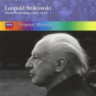 Leopold Stokowski (Леопольд Стоковский): Leopold Stokowksi: Decca Recordings 1965-1972 - Or
