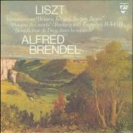 Alfred Brendel (Альфред Брендель): Liszt: Fantasia And Fugue On Bach; Variations On Weinen Klagen