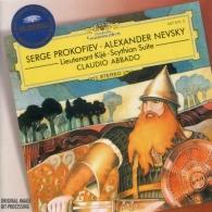 Claudio Abbado (Клаудио Аббадо): Prokofiev: Alexander Nevsky; Scythian Suite