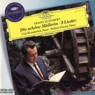 Fritz Wunderlich (Фриц Вундерлих): Schubert: Die schone Mullerin; 3 Lieder