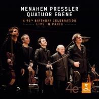 Menahem Pressler (Менахем Пресслер): Dvorak & Schubert: Menahem Pressler 90th Anniversary Concert