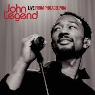 John Legend (Джон Ледженд): Live From Philadelphia