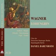 Daniel Barenboim (Даниэль Баренбойм): Wagner: Lohengrin