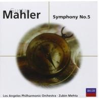 Zubin Mehta (Зубин Мета): Mahler: Symphony No.5 in C sharp minor