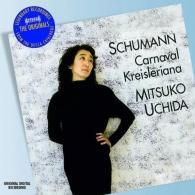 Mitsuko Uchida (Мицуко Утида): Schumann: Carnival,Kreisleriana
