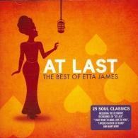 Etta James (Этта Джеймс ): At Last - The Best Of