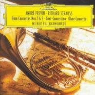 Andre Previn (Андре Превин): Strauss, R.: Horn Concertos Nos. 1&2; Duet Concert