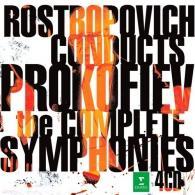 Мстислав Ростропович: Complete Symphonies (1-7)
