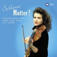 Anne-Sophie Mutter (Анне-Софи Муттер): Sublime Mutter!