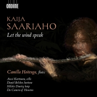 Kaija Saariaho (Кайя Саариахо): Let The Wind Speak: Various Flute Chamber Works