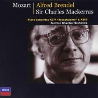 "Alfred Brendel (Альфред Брендель): Mozart: Piano Concertos K.271 ""Jeunehomme"" & K.503"