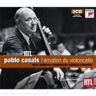 Pablo Casals (Пабло Казальс): Pablo Casals - L'Emotion Du Violoncelle
