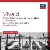 English Chamber Orchestra (Английский камерный оркестр): Vivaldi: Complete Bassoon Concertos