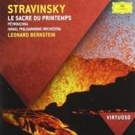 Leonard Bernstein (Леонард Бернстайн): Stravinsky: Le Sacre Du Printemps; Petrouchka