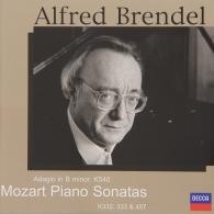 Alfred Brendel (Альфред Брендель): Mozart: Piano Sonatas K.322, K.333 & K.457