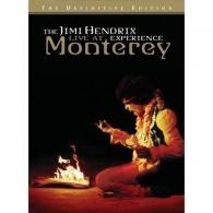 Jimi Hendrix (Джими Хендрикс): Live At Monterey