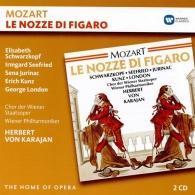 Herbert von Karajan (Герберт фон Караян): Le Nozze Di Figaro
