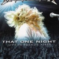 Megadeth (Megadeth): That One Night: Live In Buenos Aires