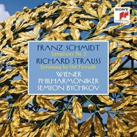 Franc Schmidt (Франц Шмидт): Schmidt: Symphony No. 2 - Strauss: Dreaming By The Fireside