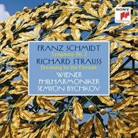 Franc Schmidt: Schmidt: Symphony No. 2 - Strauss: Dreaming By The Fireside