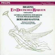 Bernard Haitink (Бернард Хайтинк): Brahms: Ein Deutsches Requiem/ Schicksalslied