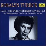 Rosalyn Tureck (Розалин Тюрек): Bach:Well Tempered Clavier
