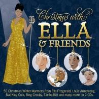 Ella Fitzgerald (Элла Фицджеральд): Ella & Friends At Christmas