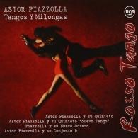 Astor Piazzolla (Астор Пьяццолла): Rosso Tango Tangos Y Milo