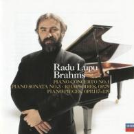 Radu Lupu (Раду Лупу): Radu Lupu plays Brahms