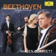Hagen Quartett (Квартет Хаген): Mozart: Fugues; Adagio and Fugue K.546 / Beethoven