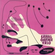 Erroll Garner (Эрролл Гарнер): Erroll Garner Trio Vol. 1
