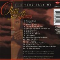 Oleta Adams (Олета Адамс): The Very Best Of Oleta Adams