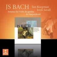 Jordi Savall (Жорди Саваль): Viola Da Gamba Sonatas