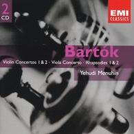 Yehudi Menuhin (Иегуди Менухин): Violin Concerto Nos 1 & 2