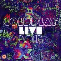 Coldplay (Колдплей): Live 2012