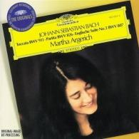 Martha Argerich (Марта Аргерих): Bach: Toccata BWV 911; Partita No.2