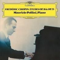 Maurizio Pollini (Маурицио Поллини): Chopin: 24 Etudes Op. 10 & Op. 25